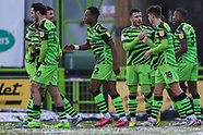 Forest Green Rovers v Oldham Athletic 020121