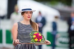 Flowergirl - Individual Test Grade IV Para Dressage - Alltech FEI World Equestrian Games™ 2014 - Normandy, France.<br /> © Hippo Foto Team - Jon Stroud <br /> 25/06/14