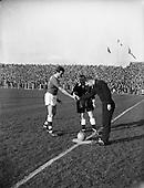 1960 - Soccer International: Ireland v Norway at Dalymount Park