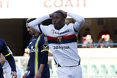 Chievo Verona vs Genoa - 24 February 2019