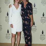 London,UK. 7th June 2017. Kate Mosse and her daughter attends a photocall The Baileys Prize for Women's Fiction Awards 2017 at the The Royal Festival Hall, Southbank Centre. by See Li