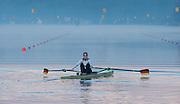 Amsterdam. NETHERLANDS. GER LW1X. 2014 FISA  World Rowing. Championships.  De Bosbaan Rowing Course . 07:15:45  Thursday  21/08/2014  [Mandatory Credit; Peter Spurrier/Intersport-images]