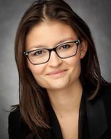 Corporate Headshot of female worker at Duff Phelps.