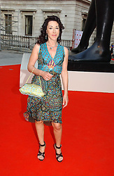 Designer HELEN DAVID at the Royal Academy of Art's SUmmer Party following the official opening of the Summer Exhibition held at the Royal Academy of Art, Burlington House, Piccadilly, London W1 on 7th June 2006.<br />