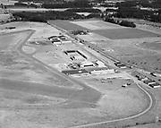 "Ackroyd 09822-12. ""Oregonian. aerials. June 28, 1960"". ""Hillsboro airport"""