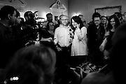 Filippo Nogarin è il nuovo sindaco di Livorno <br /> 8 giugno 2014 . Daniele Stefanini /  OneShot