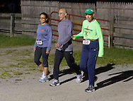 Augusta, New Jersey - Runners compete in 72-hour, 48-hour and 24-hour races during the 3 Days at the Fair races at Sussex County Fairgrounds on May 12, 2012.
