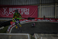 #876 (BYNDLOSS Maliek) JAM at the 2016 UCI BMX Supercross World Cup in Manchester, United Kingdom<br /> <br /> A high res version of this image can be purchased for editorial, advertising and social media use on CraigDutton.com<br /> <br /> http://www.craigdutton.com/library/index.php?module=media&pId=100&category=gallery/cycling/bmx/SXWC_Manchester_2016