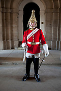 The Life Guards is the senior regiment of the British Army and one half of the Household Cavalry. Essentially these guards are the personal bodyguards to the Queen. Here at Horse Guards Parade, this is one of the biggest atractions for tourism in the city.