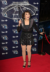 December 18, 2018 - London, United Kingdom - Didi Conn at the Dancing On Ice red carpet launch at the Natural History Museum Ice Rink. (Credit Image: © Keith Mayhew/SOPA Images via ZUMA Wire)