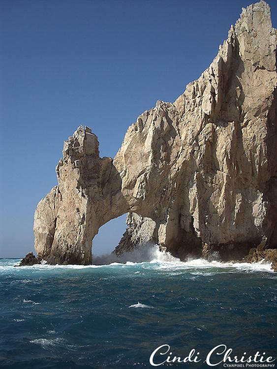 El Arco (The Arch) in the Sea of Cortez, Cabo San Lucas, Mexico