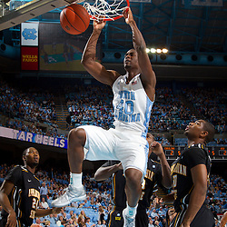 2011-12-17 Appalachian State at North Carolina basketball
