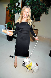 JOANNE GOODE at the annual Dog's Trust Honours Awards held at The Hurlingham Club, Fulham, London on 19th May 2009.