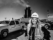 Creative imagery for Bowman Asphalt, Bakersfield, CA photographed by Ken PIvak