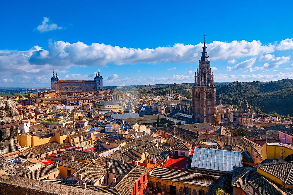 Vista General de Toledo.