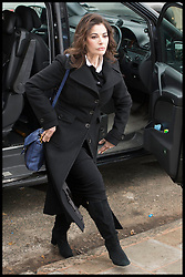 The TV Chef Nigella Lawson arrives at Isleworth Crown Court. London, United Kingdom. Wednesday, 4th December 2013. The TV chef is expected to testify today at trial for Francesca and Elisabetta Grillo, who appear charged with fraud after allegedly using a company credit card to defraud the TV chef and her former husband out of £300,000. Picture by Andrew Parsons / i-Images<br />