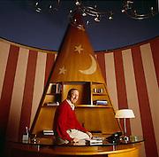 Roy Disney, Vice Chairman, The Walt Disney Company and Chairman Walt Disney Feature Animation at Corporate Headquarters in Burbank, California.