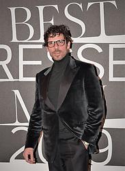 Francesco Montanari at the photocall of GQ Best Dressed Men 2019  Milan,Italy, 11 January 2019  (Credit Image: © Nick Zonna/Soevermedia via ZUMA Press)