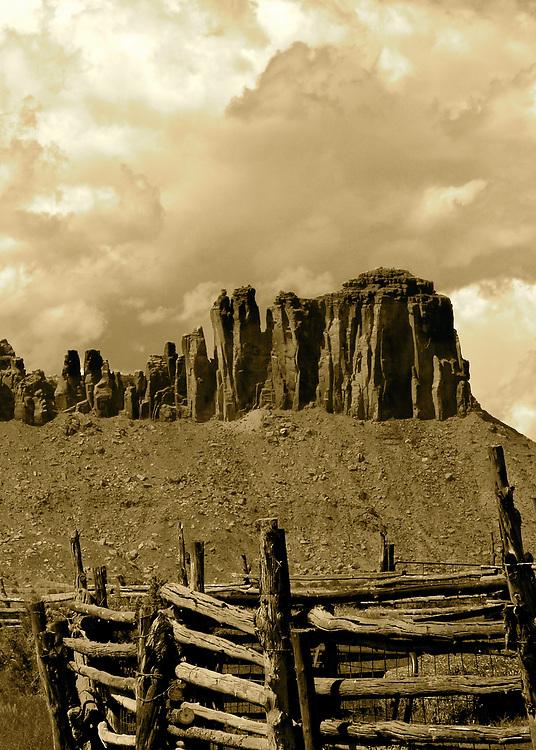 Canyonlands NP, Needles entrance.