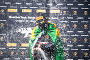 October 30-Nov 1, 2020. Race 2, Lamborghini Super Trofeo, Weathertech Raceway Laguna Seca:  13 Sergio Jimenez, Ansa Motorsports, Lamborghini Broward, Lamborghini Huracan Super Trofeo EVO13