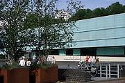 Nederland, Nijmegen, 11-6-2016Het gebouw van gemeentelijk museum het Valkhof . Foto: Flip Franssen