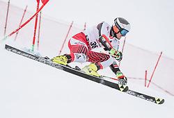 19.12.2018, Saalbach Hinterglemm, AUT, FIS Weltcup Ski Alpin, Riesenslalom, Herren, 1. Lauf, im Bild Stefan Brennsteiner (AUT) // Stefan Brennsteiner of Austria in action during his 1st run of men's Giant Slalom of FIS ski alpine world cup. Saalbach Hinterglemm, Austria on 2018/12/19. EXPA Pictures © 2018, PhotoCredit: EXPA/ JFK