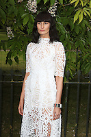 Erin O'Connor, The Serpentine Gallery Summer Party, Serpentine Gallery, London UK,  06 July 2016, Photo by Richard Goldschmidt
