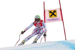 08.01.2012, Weltcupabfahrt Kaernten – Franz Klammer, Bad Kleinkirchheim, AUT, FIS Weltcup Ski Alpin, Damen, Super G, im Bild Anna Fenninger (AUT, Rang 3) // third place Anna Fenninger of Austria during ladies Super G at FIS Ski Alpine World Cup at 'Kaernten – Franz Klammer' course in Bad Kleinkirchheim, Austria on 2012/01/08. EXPA Pictures © 2012, PhotoCredit: EXPA/ Johann Groder