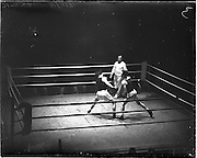31/10/1952.10/31/1952.31 October 1952.Boxing Germany v Ireland at the National Stadium..G. McNally v S. Egon.