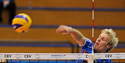 09.12.2010, Uni Sportinstitut, Innsbruck, AUT, CEV Champions League, Hypo Tirol Volleyballteam (AUT) vs Dinamo Moskau (RUS), im Bild Toni Kankaap?? (Hypo Tirol). EXPA Pictures © 2010, PhotoCredit: EXPA/ R. Parigger