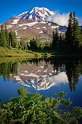 Mount Rainier from Spray Park