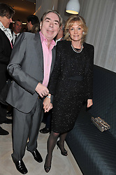 ANDREW & MADELEINE LLOYD WEBBER at a party to celebrate the publication of Fame Game by Louise Fennell held at Grace, West Halkin Street, London on 12th March 2013.