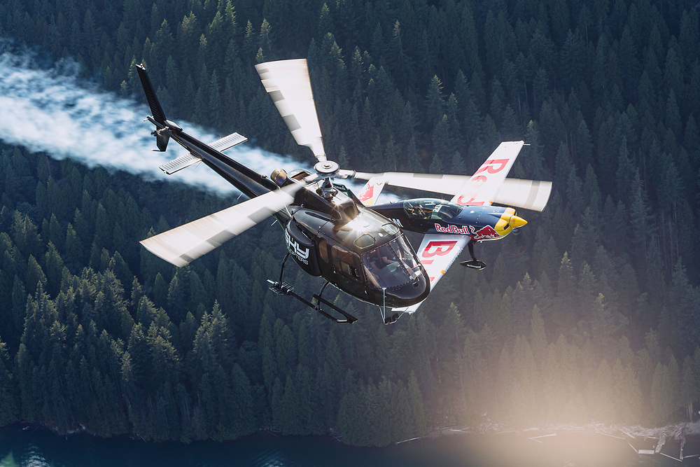 The team at Sky Helicopters look at marketing their sightseeing tours quite differently then most other aviation brands I have worked for. Here, they want to show that if its possible (and legal) they are willing to explore the idea.