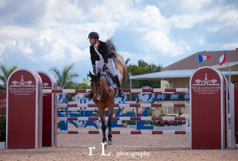 World Equestrian Festival Suncast Jumper Classic
