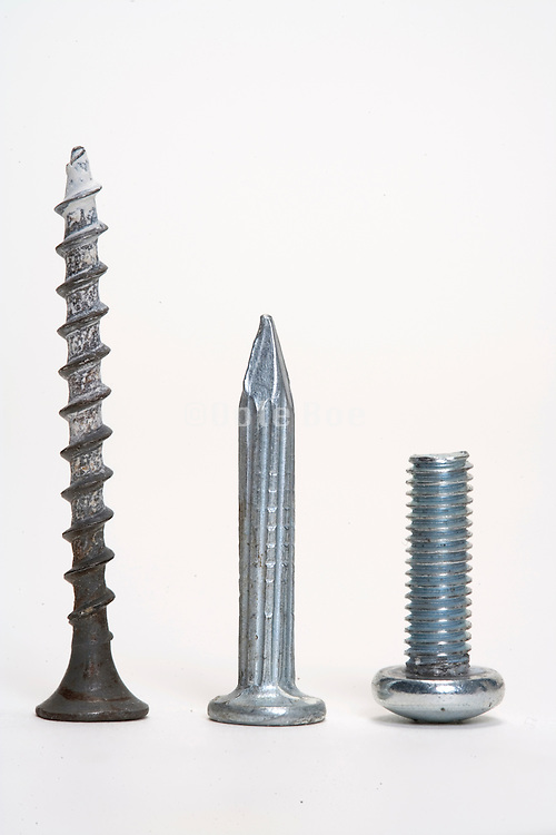 various hardware objects