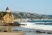 Shaw's Cove in Laguna Beach California