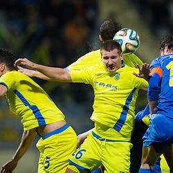 20141109: SLO, Football - Prva liga Telekom Slovenije 2014/15, NK Domzale vs NK Radomlje