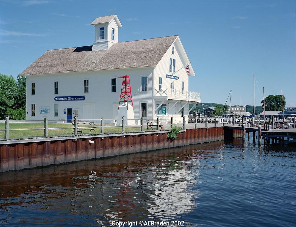 Connecticut River Museum, Essex Harbor, Essex, CT