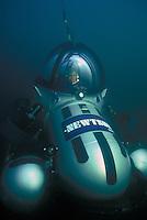 Deep Worker Submersible and Scientist Susan Reeve explore the ocean's depths.