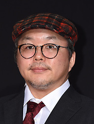 "Celebrities on the red carpet at the premiere of ""Alita: Battle Angel"" held at the Regency Village Theatre on February 5, 2019 in Westwood, California. 05 Feb 2019 Pictured: Yukio Kishiro. Photo credit: MEGA TheMegaAgency.com +1 888 505 6342"