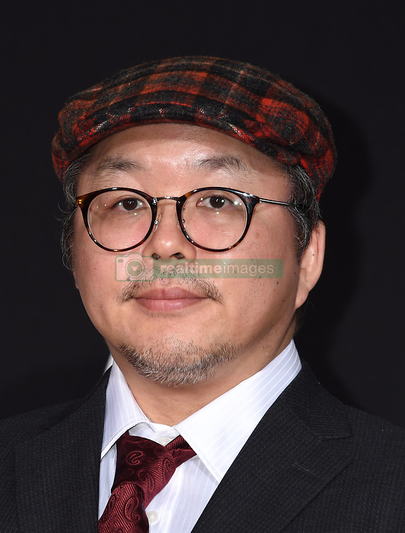 """Celebrities on the red carpet at the premiere of """"Alita: Battle Angel"""" held at the Regency Village Theatre on February 5, 2019 in Westwood, California. 05 Feb 2019 Pictured: Yukio Kishiro. Photo credit: MEGA TheMegaAgency.com +1 888 505 6342"""