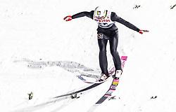 19.01.2019, Wielka Krokiew, Zakopane, POL, FIS Weltcup Skisprung, Zakopane, Herren, Teamspringen, im Bild Evgeniy Klimov (RUS) // Evgeniy Klimov of Russian Federation during the men's team event of FIS Ski Jumping world cup at the Wielka Krokiew in Zakopane, Poland on 2019/01/19. EXPA Pictures © 2019, PhotoCredit: EXPA/ JFK