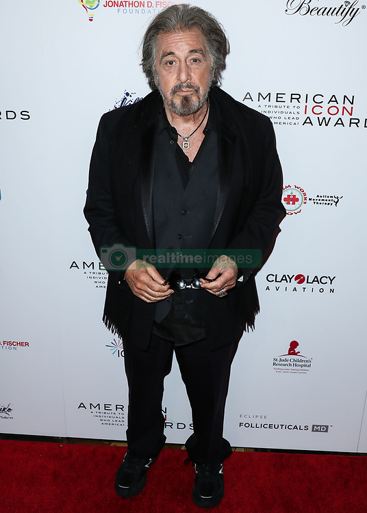 BEVERLY HILLS, LOS ANGELES, CA, USA - MAY 19: 2019 American Icon Awards held at the Beverly Wilshire Four Seasons Hotel on May 19, 2019 in Beverly Hills, Los Angeles, California, United States. 19 May 2019 Pictured: Al Pacino. Photo credit: Xavier Collin/Image Press Agency/MEGA TheMegaAgency.com +1 888 505 6342