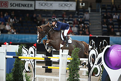 Veniss Pedro, (BRA), Quabri de L Isle<br /> Grand Prix of Stuttgart <br /> Longines FEI World Cup<br /> Stuttgart - German Masters 2015<br /> © Hippo Foto - Stefan Lafrentz