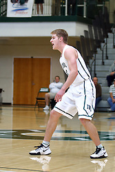 07 December 2016:  Brady Rose during an NCAA men's division 3 CCIW basketball game between the North Park Vikings and the Illinois Wesleyan Titans in Shirk Center, Bloomington IL