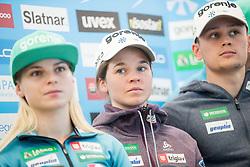 during press conference of Slovenian Nordic Ski team before new season 2017/18, on November 14, 2017 in Gorenje, Ljubljana - Crnuce, Slovenia. Photo by Vid Ponikvar / Sportida