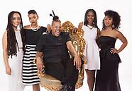 Golden Chair - Chuckie + the girls group