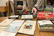 The Interactive Museum of Games and Puzzlrey has over 3500 games which includes early versions of board games from the beginning of the 20th century.