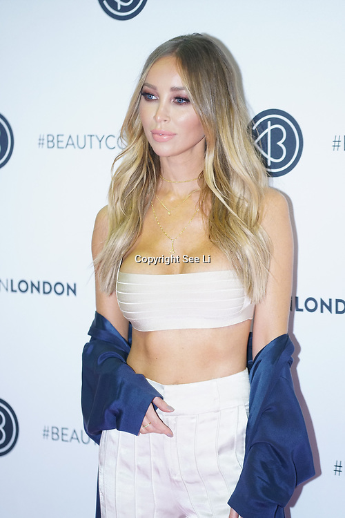 Olympia London,UK, 2nd Dec 2017. Lauren Pope attends the BeautyCon London.