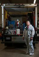 Emergency Response owner Ben Mihm.